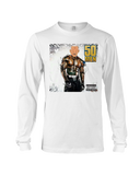 50 Men King Of The Hill Long Sleeve Shirt - Killed Fitty Men