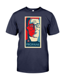 Hank Hill Propane Cotton T Shirt - Killed Fitty Men