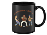 Big Mountain Fudgecake King Of The Hill Coffee Mug - Killed Fitty Men