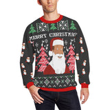 King Of The Hill All Over Ugly Christmas Sweater - Killed Fitty Men