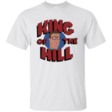 King of The Hill Logo Shirt - Killed Fitty Men