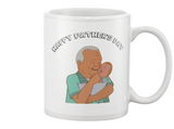 Happy Father's Day Cotton Hill Mug - Killed Fitty Men