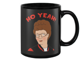 Peggy Hill Ho Yeah! King Of The Hill Coffee Mug - Killed Fitty Men