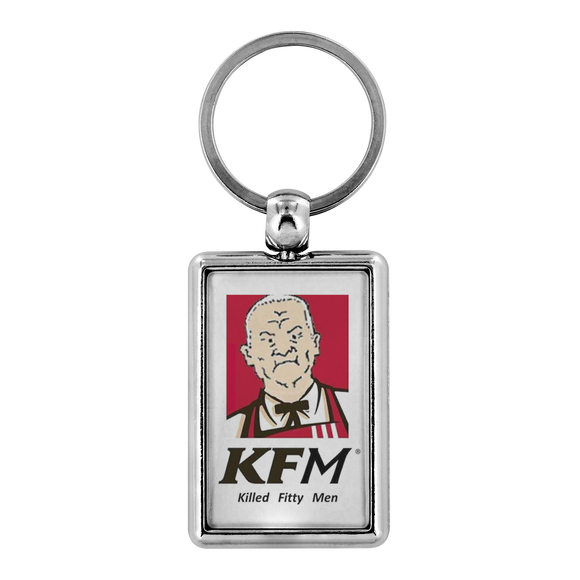 King Of The Hill Key chains - Killed Fitty Men