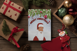 King Of The Hill Christmas Greeting Cards - Killed Fitty Men