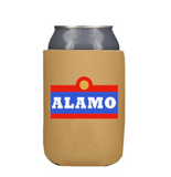 Alamo Beer Can Cooler - Killed Fitty Men