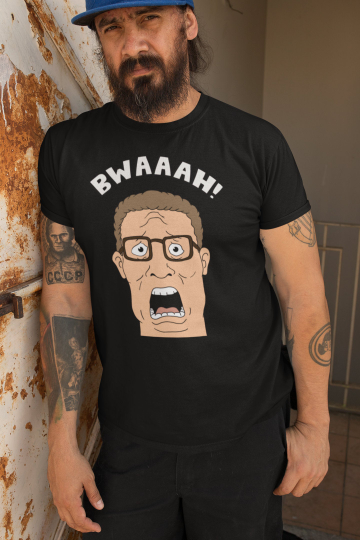 Hank Hill Bwaaah King Of The Hill Shirt