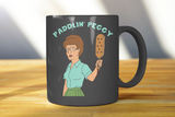 Paddlin' Peggy Hill King Of The Hill Coffee Mug - Killed Fitty Men