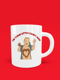 "Bobby Hill ""I'm Your Little Candy Man"" King Of The Hill Valentine Coffee Mug - Killed Fitty Men"