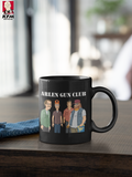 Arlen Gun Club King Of The Hill Coffee Mug - Killed Fitty Men