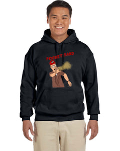 Dale Gribble Pocket Sand Defense King Of The Hill Hoodie - Killed Fitty Men