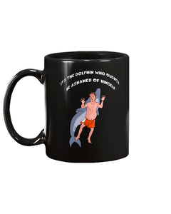 fuel duke the dolphin 15oz Mug - Killed Fitty Men