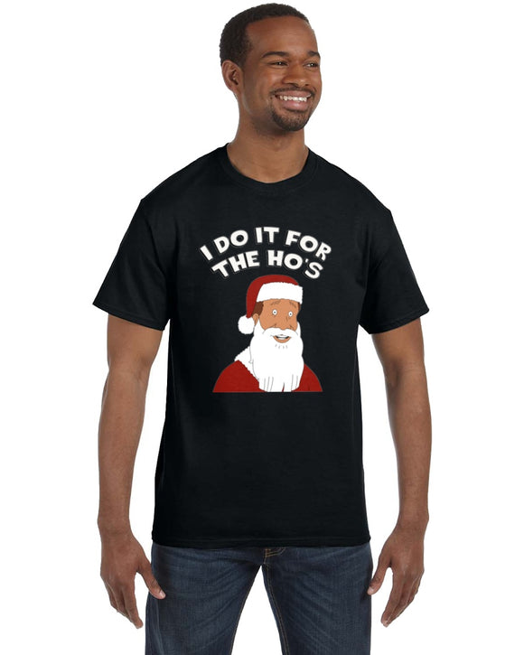 I Do It For The Ho's King Of The Hill Christmas Shirt - Killed Fitty Men