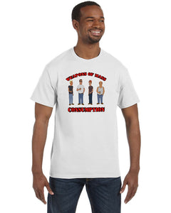 Weapons Of Mass Consumption King Of The Hill Shirt - Killed Fitty Men