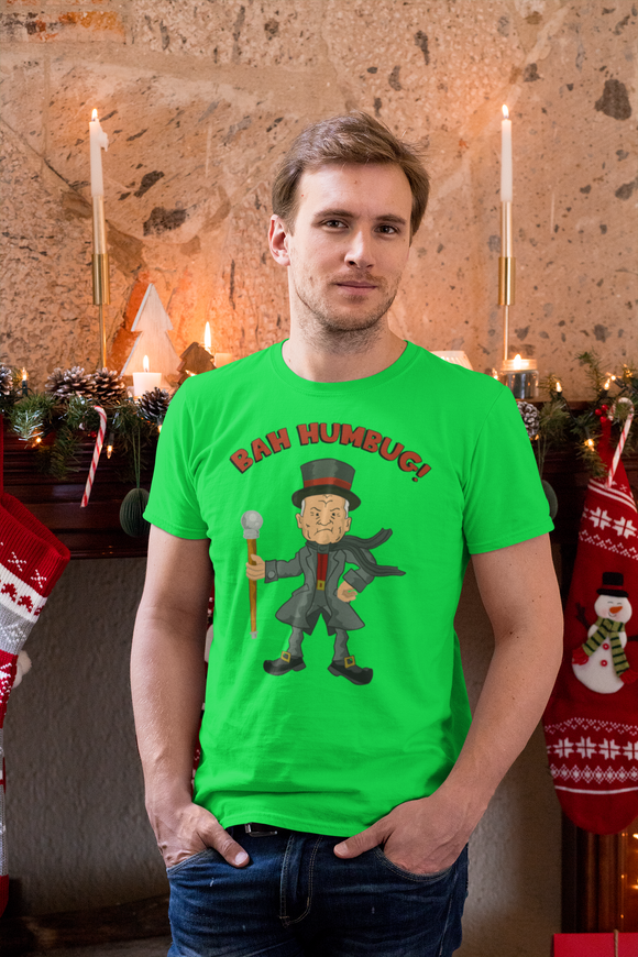 Bah Humbug! Cotton Hill King Of The Hill Shirt - Killed Fitty Men