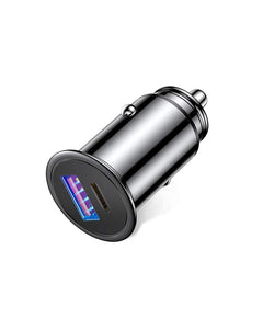 30W USB-C Car Charger