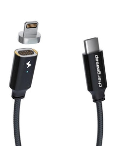 Cable Set Magnetic USB-C 100W Charging Cable: Infinity