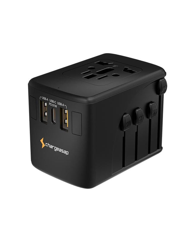 G6 USB-C 61W Travel Adapter with GaN