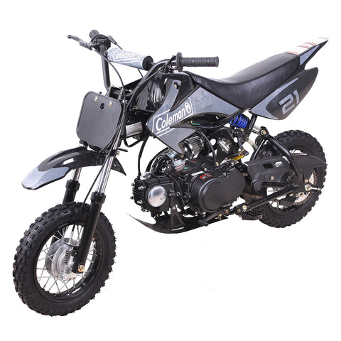 70DX Dirt Bike