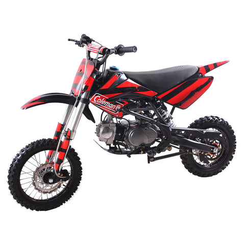 125DX Dirt Bike