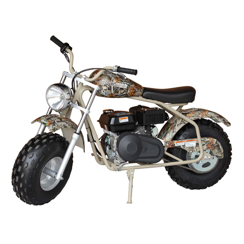 CT200U-EX (Camo) Mini Bike