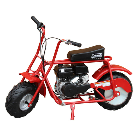 CT100U Trail Mini Bike