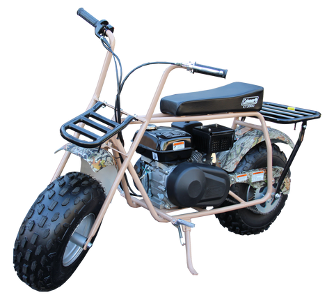 CT200U-C Trail Mini Bike (Camo)
