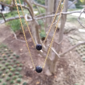 Connection Diffuser Necklace