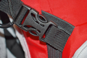 Youth Hydration Pack - Red / Black MOAB Biker
