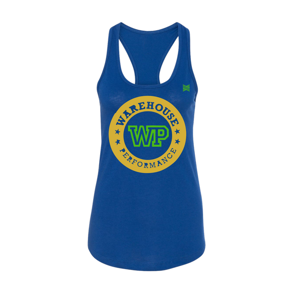 Warehouse Performance Women's Racerback Tank