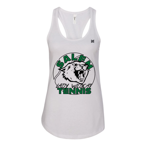 Salem Tennis Women's Racerback Tank