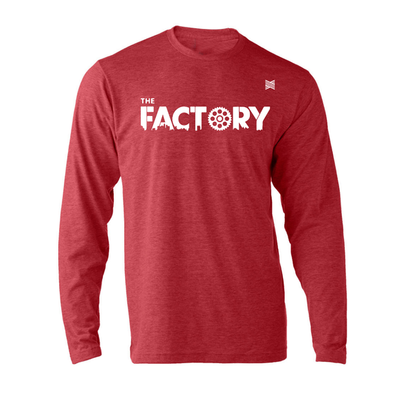The Factory Unisex Long Sleeve T-Shirt