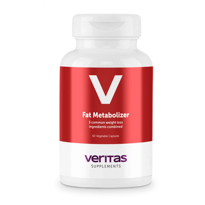 Fat Metabolizer, Metabolism Aid & Digestive Enzymes