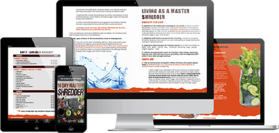 14 Day Master Shredder E-Book