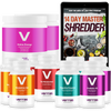 14-Day Master Shredder Supplement Bundle (2) 5-pack's