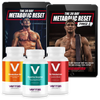 Metabolic Reset Programs + 3-Pack Metabolic Stack