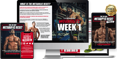 30 Day Metabolic Reset #1.0 & #2.0 Bundle