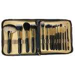 Load image into Gallery viewer, LUXURY 14 PIECE BRUSH SET - Jos Cosmetics London