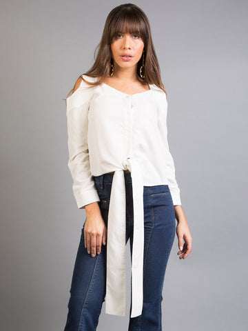 QUEBRANTO BLOUSE