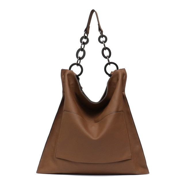 7ae5a14e9f Nikki Soft Slouchy Leather Hobo Bag