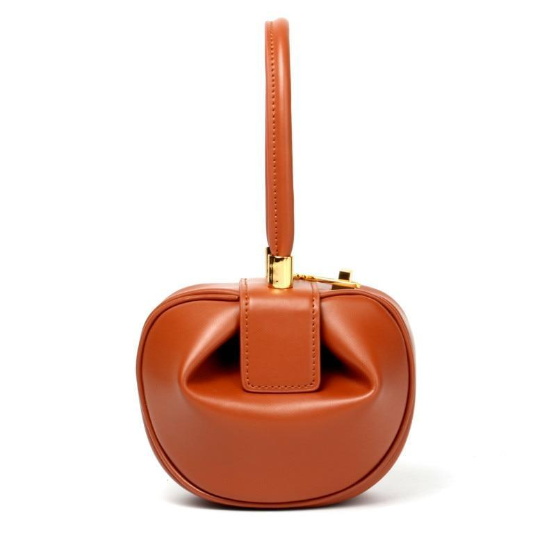 Claire Leather Handbag