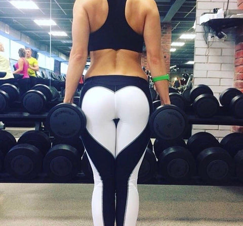 **TOP SELLER 2017** Heart Fitness Leggings