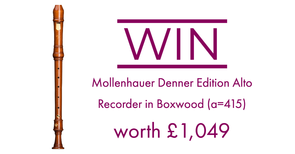 Recorder31 - LIFEM Prize Draw Winner Announcement