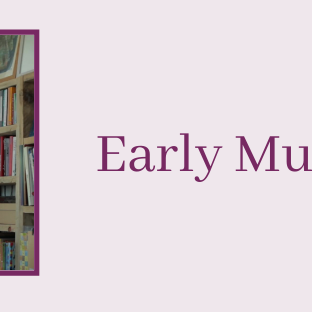 Early Music @ 1 - Friday 22nd May