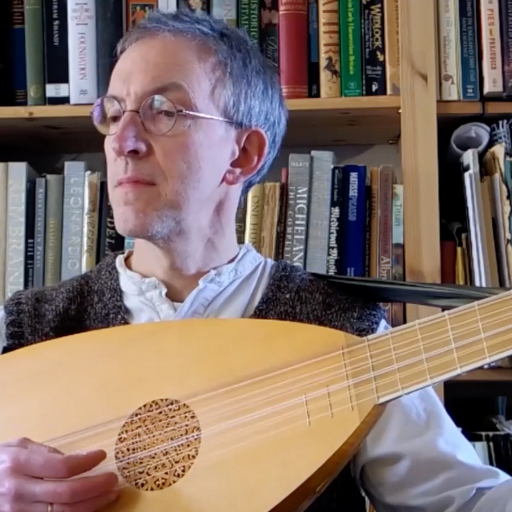 Lockdown Lute with Jacob Heringman - Part 5