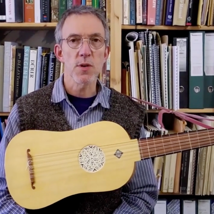 Lockdown Lute with Jacob Heringman - Part 4