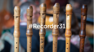 Follow our Recorder31 event!