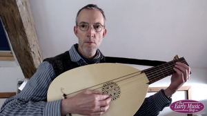 Jacob Heringman introduces Lute by Stevens