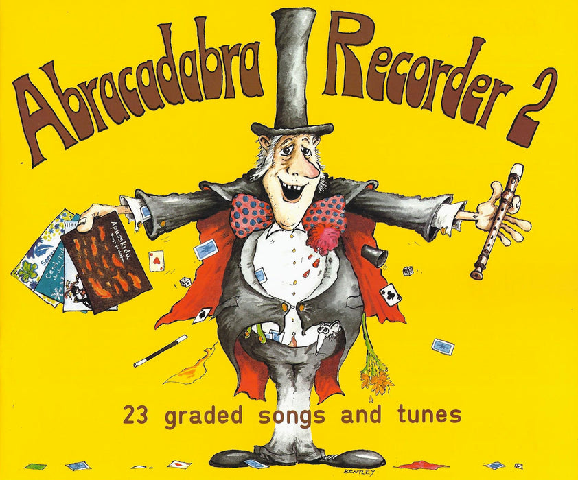 Abracadabra Recorder 2: 23 Graded Songs and Tunes