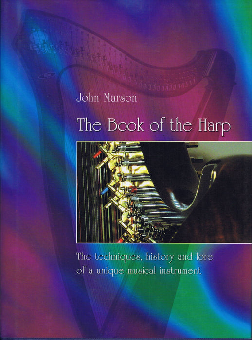 Marson: The Book of the Harp